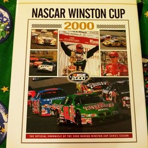 2000 Nascar Winston Cup HB Book